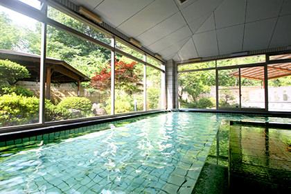 内風呂(男湯)